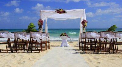 Como encontrar o local perfeito para o seu casamento