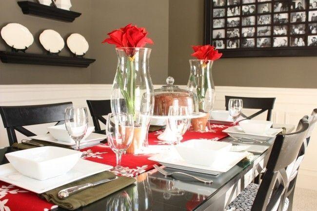 como decorar a mesa para o natal dicas e sugest es para inspirar