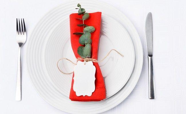 decoracao mesa natal 10 Como decorar a mesa para o Natal: dicas e sugestões para inspirar