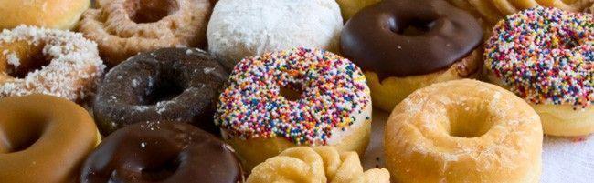 donuts 12 alimentos deliciosos que possuem gordura trans