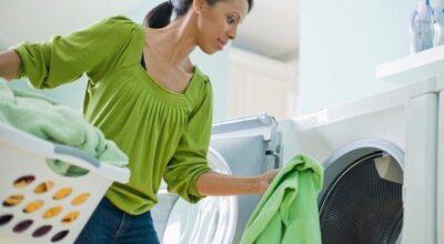 9 erros que cometemos na hora de lavar as roupas