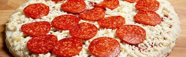 pizza congelada 12 alimentos deliciosos que possuem gordura trans