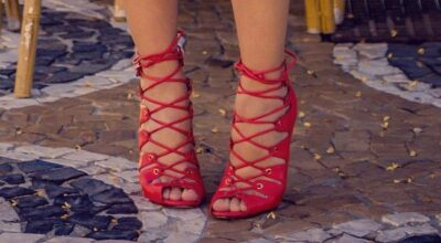 Como usar sandália de amarração
