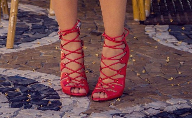sandalias de amarracao Como usar sandália de amarração