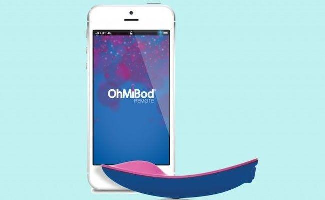 empresa cria vibrador acoplavel a calcinhas e controlado por smartphone Empresa cria vibrador acoplável a calcinhas e controlado por smartphone