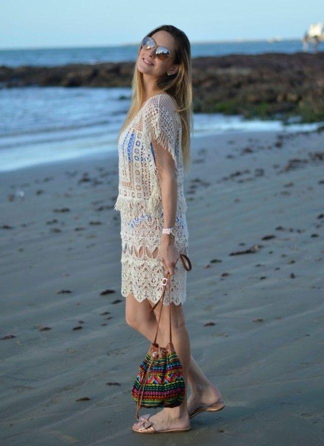 9b63635de204 Looks para usar na praia: moda fresquinha para seus dias quentes ...