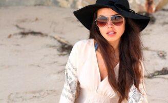 Looks para usar na praia: moda fresquinha para seus dias quentes