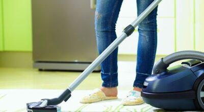 17 maneiras de evitar e limpar a poeira em casa