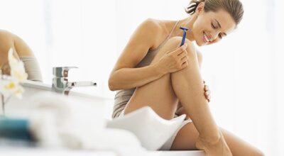 6 maiores erros ao depilar as pernas com lâmina