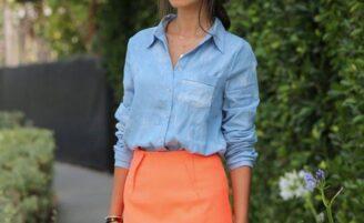 Camisa jeans: dicas para adotar a peça nos seus looks