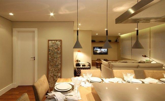 21 dicas para decorar apartamentos muito pequenos dicas for Como decorar un apartamento de 45 metros