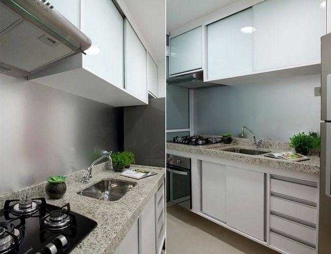 21 dicas para decorar apartamentos muito pequenos dicas for Pequeno apartamento