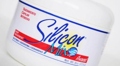 Silicon Mix: brilho e maciez para cabelos danificados