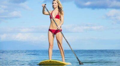 Stand Up Paddle: a modalidade esportiva que tonifica e diverte