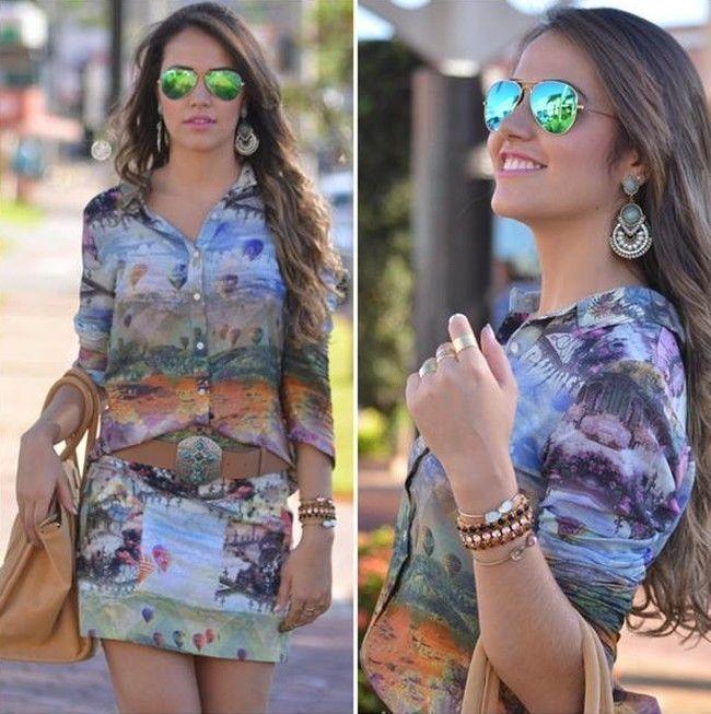 2bb3c7fc55432 Óculos de sol  dicas essenciais para a escolha certa - Dicas de Mulher