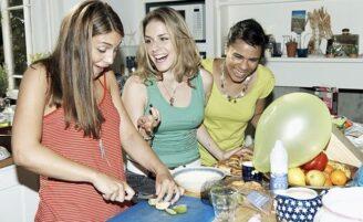 Como fazer uma festa de aniversário menos calórica