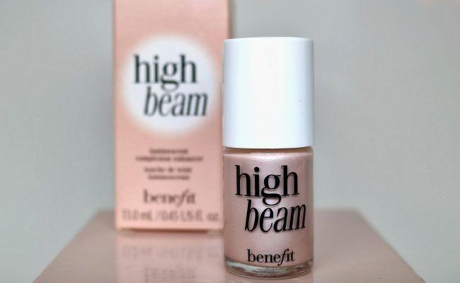 high beam benefit Os 10 produtos de maquiagem mais indicados pelas blogueiras brasileiras