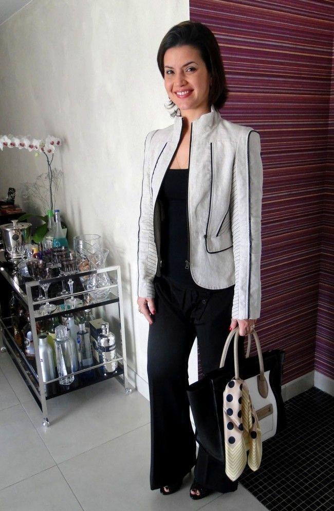 3ed383e22 Como se vestir para uma entrevista de emprego - Dicas de Mulher