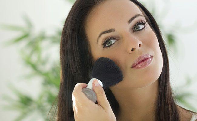Maquiagem para disfarçar palidez