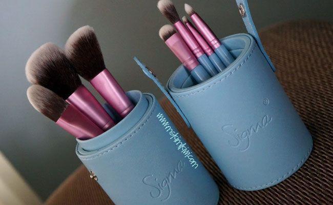 sigma travel siza Os 10 produtos de maquiagem mais indicados pelas blogueiras brasileiras