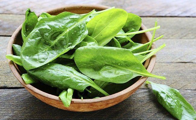 alimentos que contem ferro folhas verdes 10 alimentos mais ricos em ferro