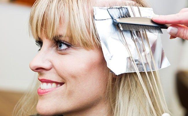 luzes no cabelo loiro O que fazer para a tintura do cabelo durar mais?