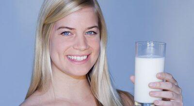7 receitas de beleza com leite