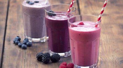 Os 10 smoothies mais saudáveis de todos os tempos