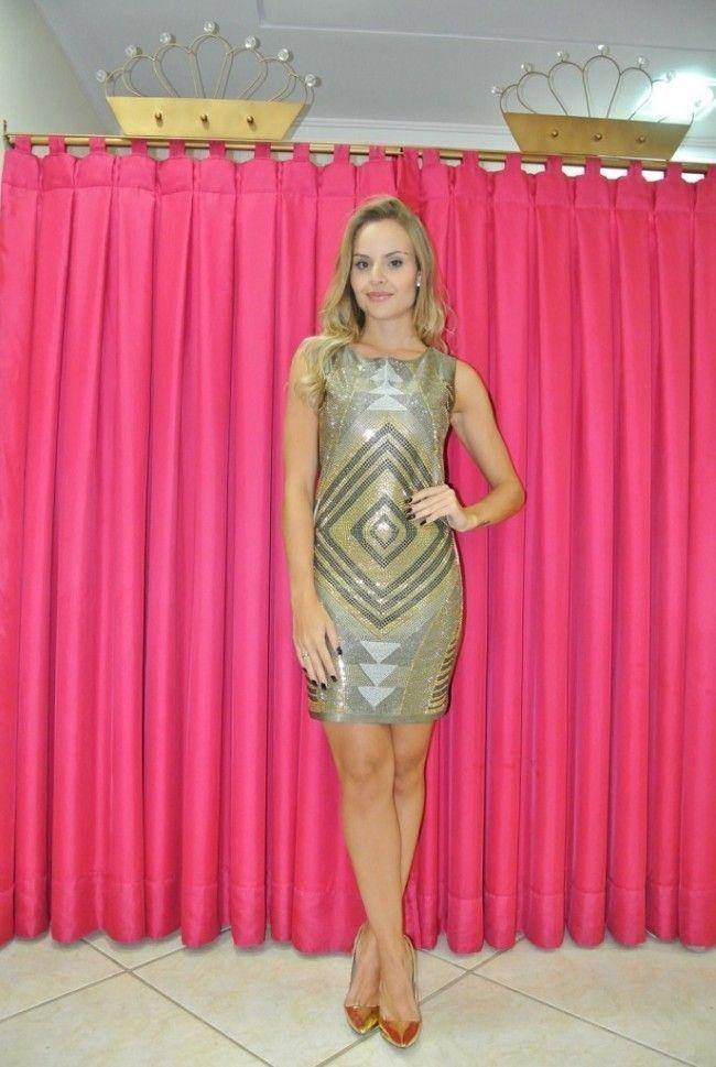 blogueira vestido de paete 10 Vestido de paetê: as melhores dicas para brilhar com o seu look