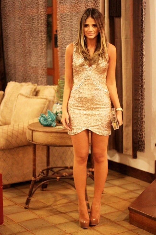 blogueira vestido de paete 8 Vestido de paetê: as melhores dicas para brilhar com o seu look