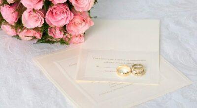 Como endereçar os convites de casamento corretamente