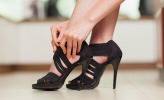 Descubra o que cada tipo de sapato pode causar nos seus pés