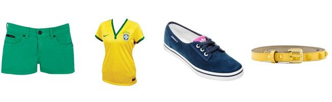 look copa do mundo estadio Looks para a Copa do Mundo: como se vestir para torcer pelo Brasil