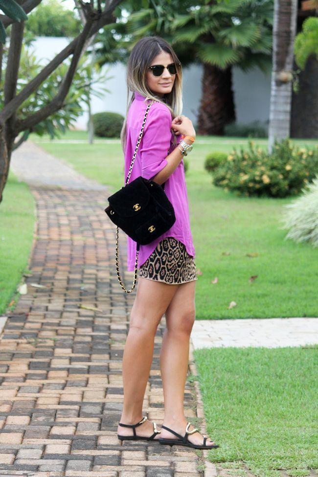 look mochila thassia 11 Mochilas femininas: saiba como apostar no acessório