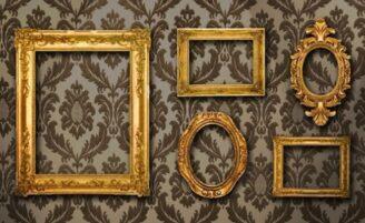 10 maneiras de reutilizar molduras velhas
