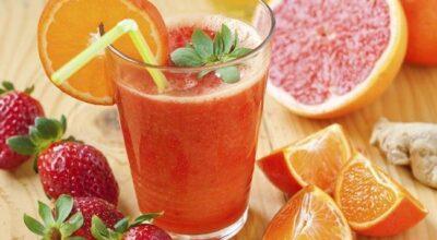 6 sucos deliciosos e nutritivos que você precisa provar