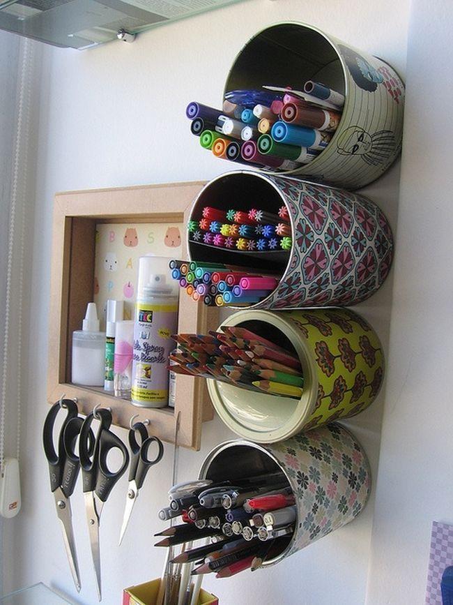 Como decorar a casa sem gastar muito dicas de mulher - Como decorar reciclando ...