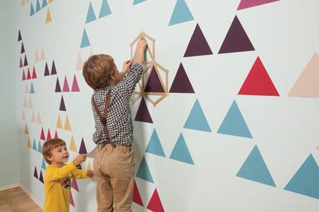 Como decorar a casa sem gastar muito dicas de mulher - Como pintar mosaicos ...