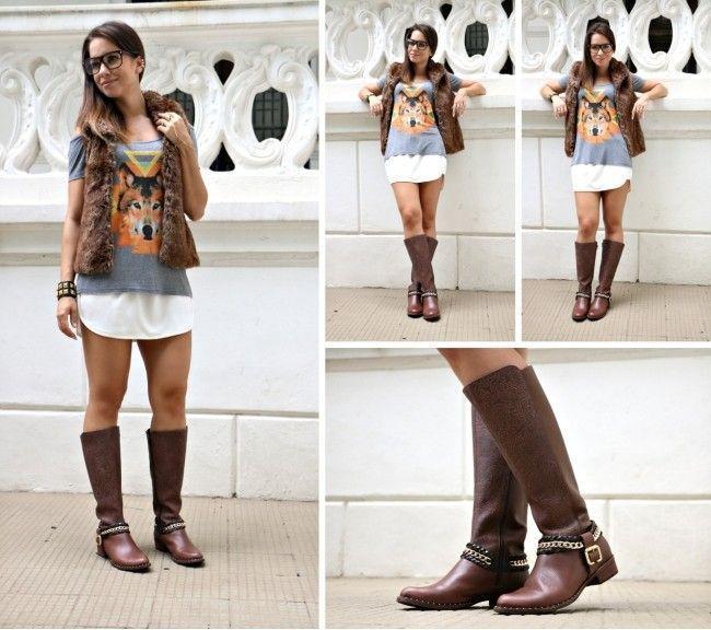 bota montaria blogueira 9 Bota montaria: como usar esse clássico entre as botas