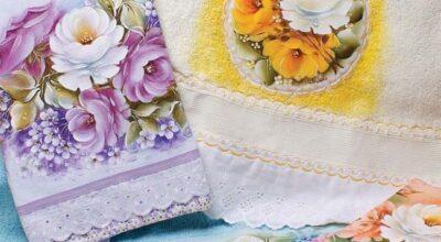 Pintura em tecido: passo a passo com fotos e vídeos