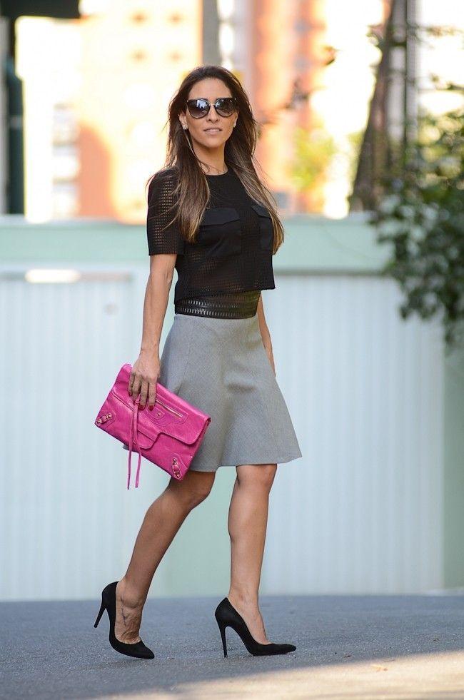 cfca182b66 Scarpin preto  como usar o calçado que toda mulher precisa ter - Dicas de  Mulher
