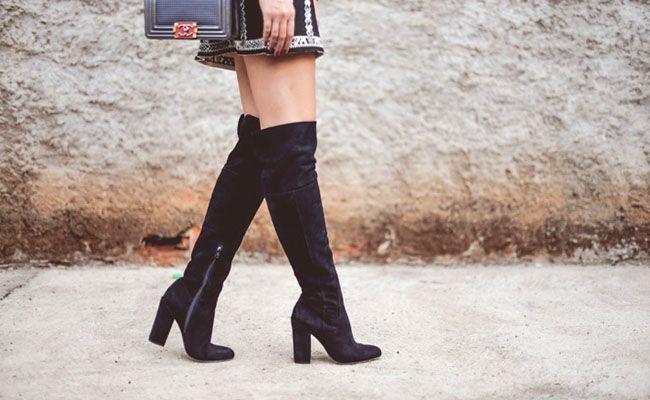 como usar botas guia completo Botas femininas: aprenda como usar cada modelo nos looks