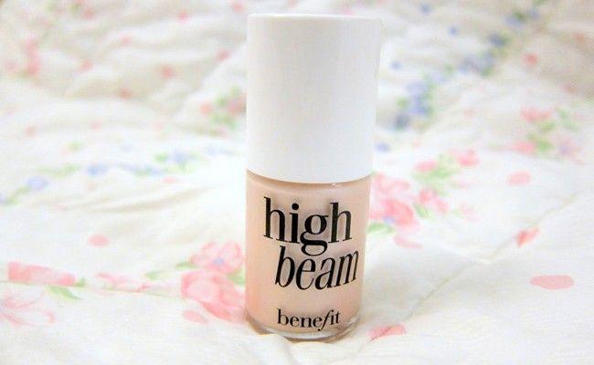 iluminador high beam benefit 20 produtos de beleza para experimentar pelo menos uma vez na vida