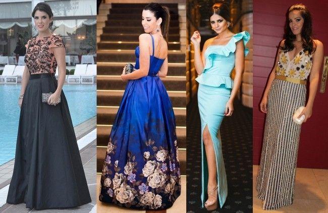 montagem casamento 4 Vestidos para casamento: dicas e inspirações para convidadas