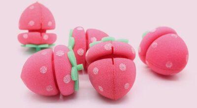 Strawberry balls curler: como fazer cachos com os moranguinhos mágicos
