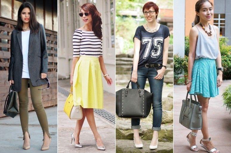Foto: Reprodução / Fake Leather | Andrea Chong | Rock my heels | Lush Angel