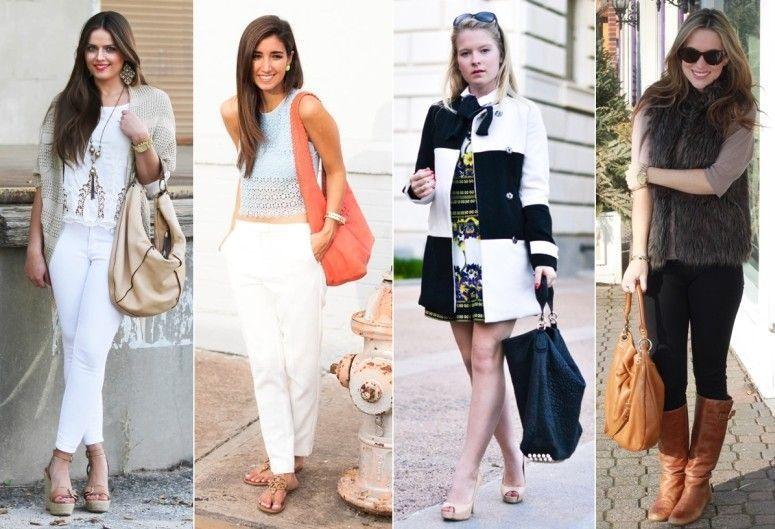 Foto: Reprodução / Bond Girl Glam | The Darling Detail | Fashion Conspiracy | Comfy Casual