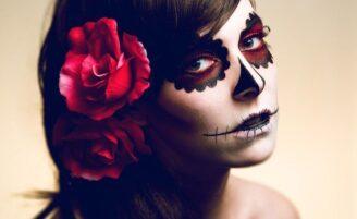 20 maquiagens criativas e diferentes para o Halloween