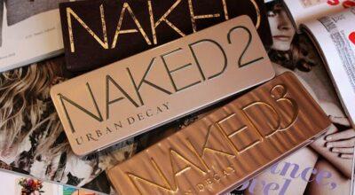 Paletas Naked: as sombras neutras essenciais para a sua maquiagem