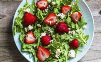 20 receitas de saladas leves e saborosas